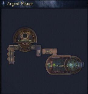 Argent Manor