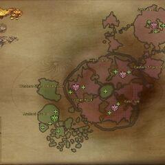 Original map (Upper Layer)