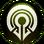 Icon emblem inhabitant