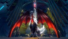 Тиамат Дракон