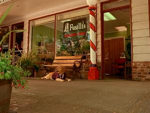 Fusilli's Barber Shop