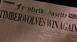 Fernfield Gazette