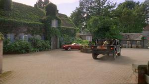 Selkirk Tander's mansion