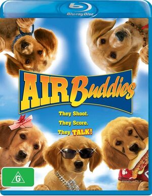 Air Buddies BD cover