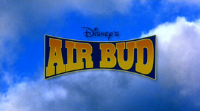 Air Bud title card