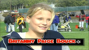 Brittany Paige Bouck