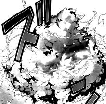 Manga explosion