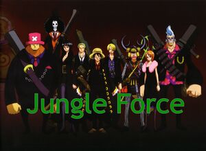 Jungle Force