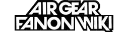 File:Air Gear Fanon Wiki-wordmark.png