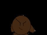 Brown Kirby (evil)