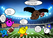 Comic 11: The Super Bowl