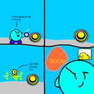 Comic 10: Patch Prank