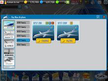 Boeing 757-200 in 3D