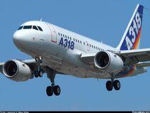 Airbus-A318-Taking-Flight-HD-Wallpaper