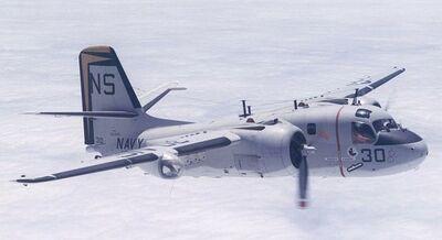 S-2E VS-29 CVS-33