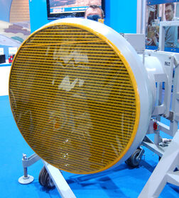 Electronically Scanned Array IRBIS E