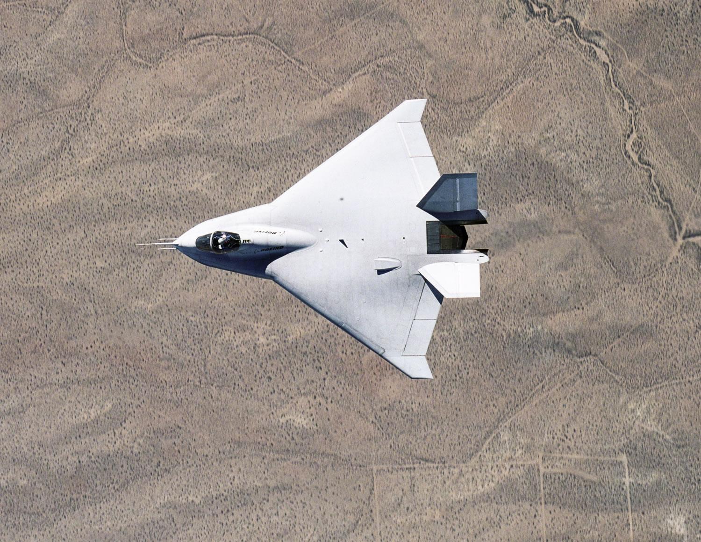 ボーイングX-32