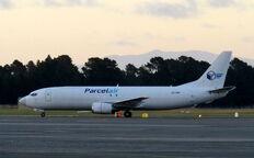 ZK-PAT Parcelair 737-400F Christchurch