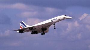Aérospatiale-BAC Concorde