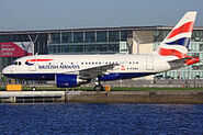220px-British Airways A318