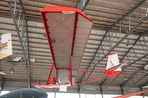 Harakka I H-12 Karhulan ilmailukerhon lentomuseo 1