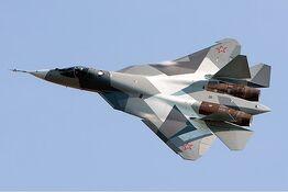 600px-Sukhoi T-50 Beltyukov