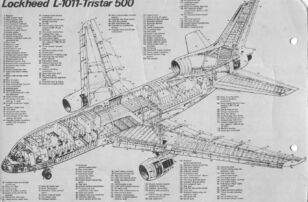 Lockheed L 1011 Tristar Aircraft Wiki Fandom Powered