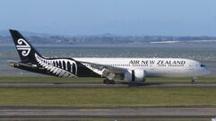 ZK-NZQ 787-9 Air New Zealand Auckland