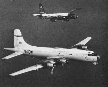 P-2H VP-18 ArgusRCN NAN7-63