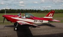 PIK-15 Hinu at Nummela Airport, (EFNU) Cropped
