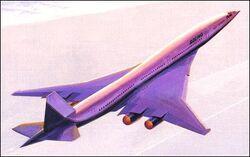 Boeing sst 1