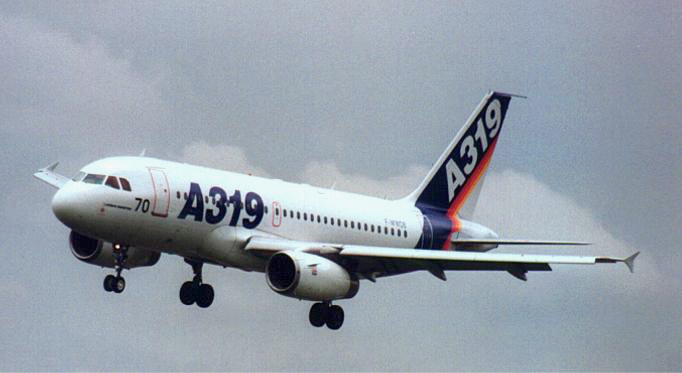 Airbus A319 | Aircraft Wiki | FANDOM powered by Wikia