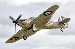 300px-Hurricane mk1 r4118 fairford arp