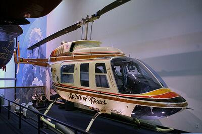 Bell 206 LongRanger II