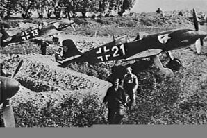 Heinkel He 100D 1940 propaganda photo
