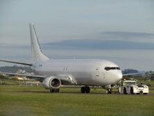 ZK-PAU Parcelair 737-400F
