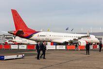 Paris Air Show 2019, Le Bourget SpaceJet M90