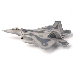 F22-raptor-model
