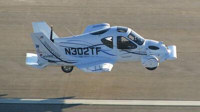Terrafugia-flying-car