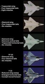 F22-evolution