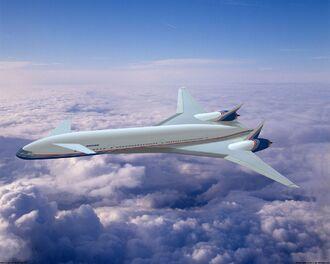 Boeing-Sonic-Cruiser-Concept