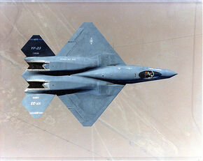 Northrop - McDonnell Douglas YF-23