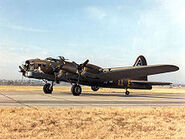 220px-Boeing B-17G Superfortress Shoo Shoo Baby USAF