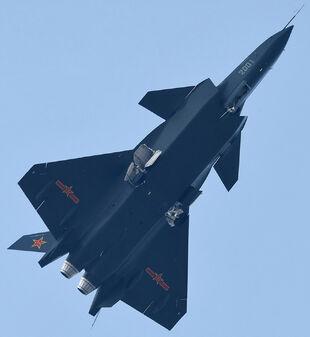 Chengdu-J-XX-VLO-Prototype-42S