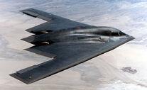 800px-US Air Force B-2 Spirit