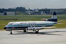 Vickers 813 Viscount, British Midland Airways - BMA AN1811350