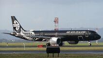 ZK-NNA A321neo Air New Zealand Auckland