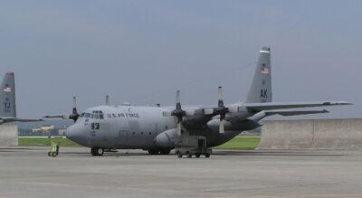 1981 Iranian Air Force C-130 crash