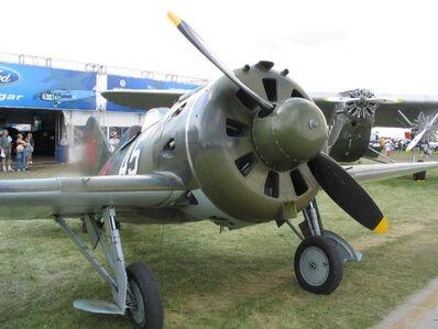 OSH2003 Polikarpov I-16