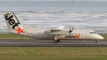Jetstar Dash 8-311Q VH-TQL Auckland International Airport